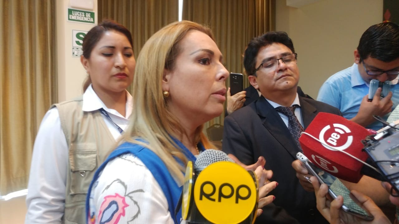 Fiorella Molinelli, presidenta de EsSalud señaló que la prioridad del Decreto de Urgencia (DU) que alista el gobierno es homologar los aportes