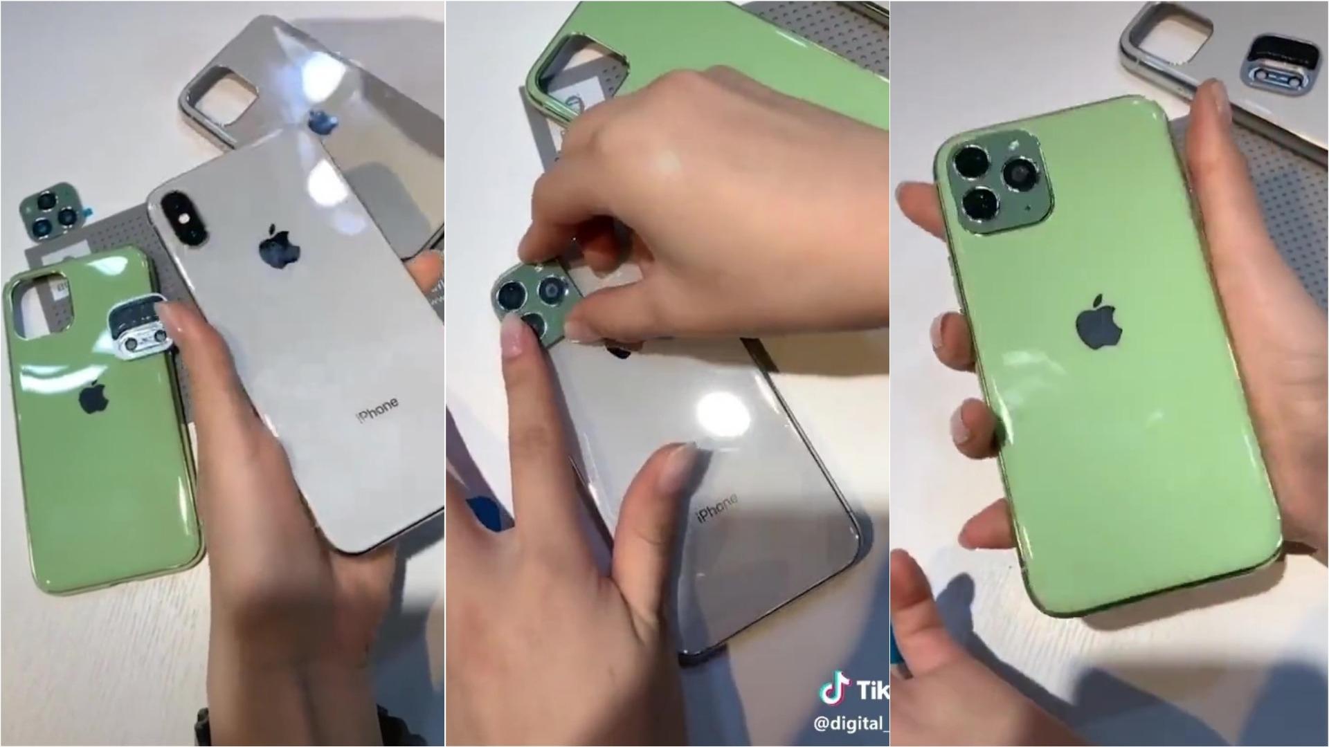 Este es el accesorio que hará creer que tienes el último iPhone.