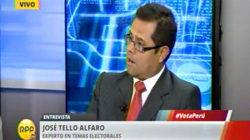 José Tello, experto en temas electorales, analizó los gastos que harán los partidos de cara a la campaña electoral.