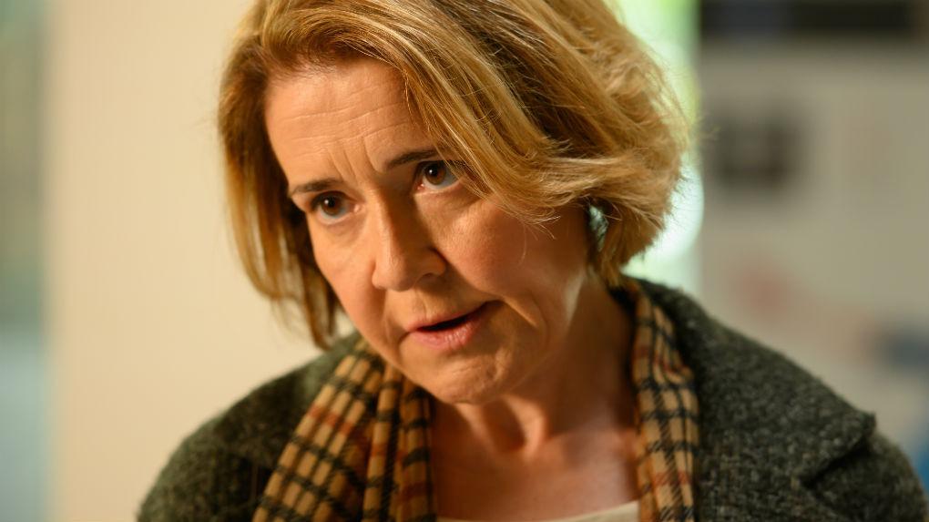María Pujalte, que interpreta a la profesora Bolaño, comenta la presión que sintió al convertirse en la