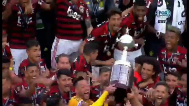 Resumen de la final de la Copa Libertadores entre Flamengo y River Plate.