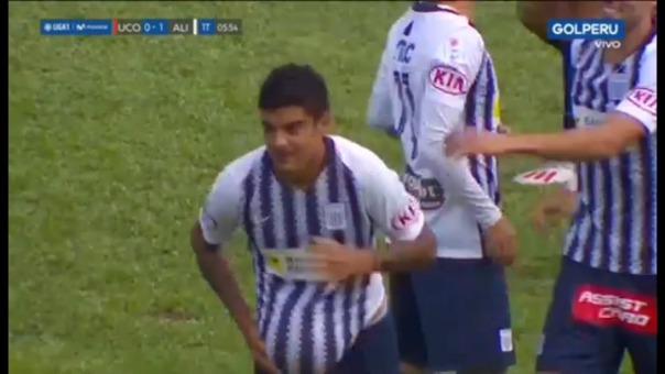 Alianza Lima Suena Con El Torneo Clausura Carlos Beltran Anoto Ante Union Comercio