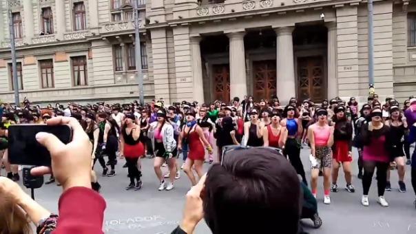 La violencia sexual también está presente en las revueltas que sacuden Chile.