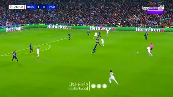 Real Madrid ante PSG.