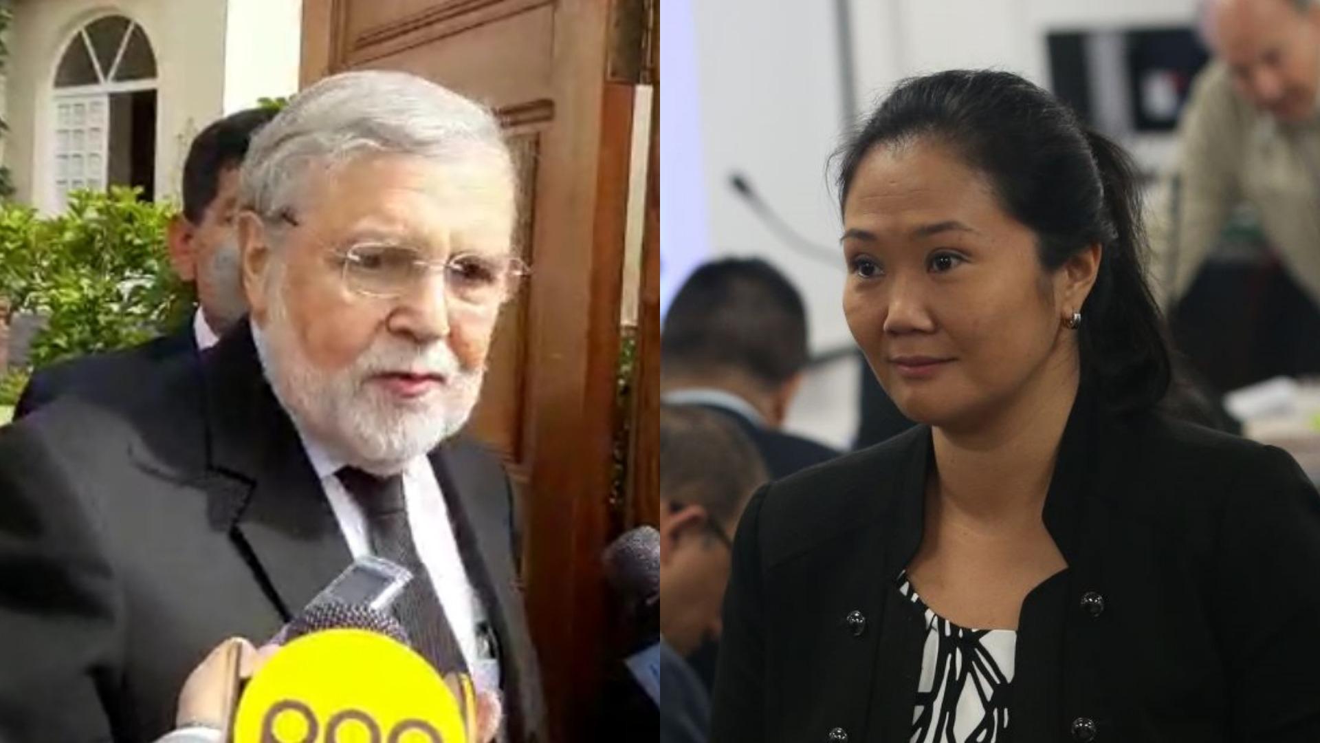 Ernesto Blume destacó que la sentencia del TC a favor de Keiko Fujimori fortalece el sistema anticorrupción.