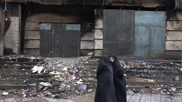 El presidente del Parlamento iraní, Alí Lariyaní, se negó el domingo dar la cifra de víctimas registradas en las recientes protestas que han tenido lugar en el país.