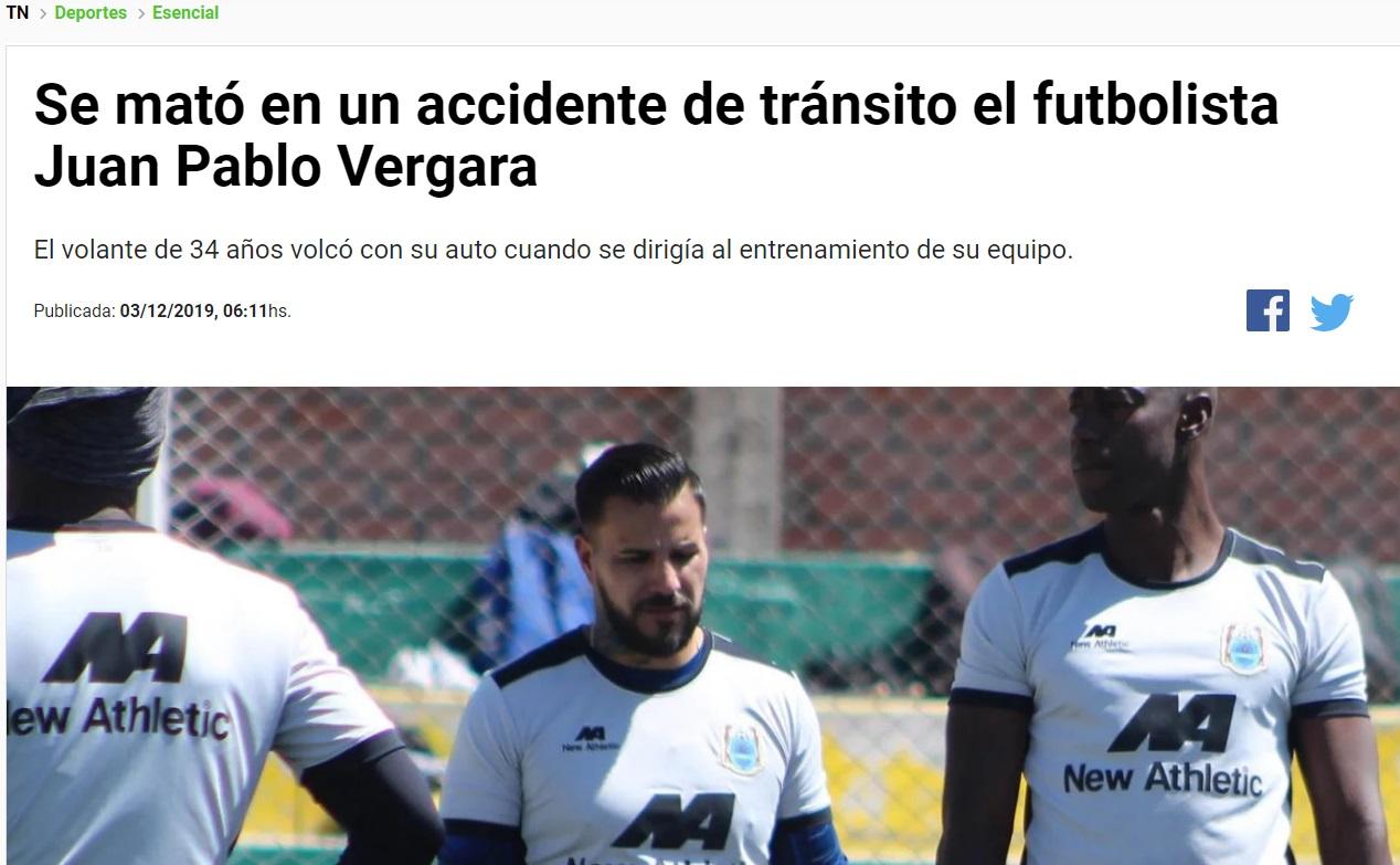 TNT de Argentina.