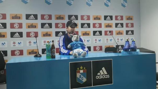 Manuel Barreto sobre partido ante Alianza Lima: