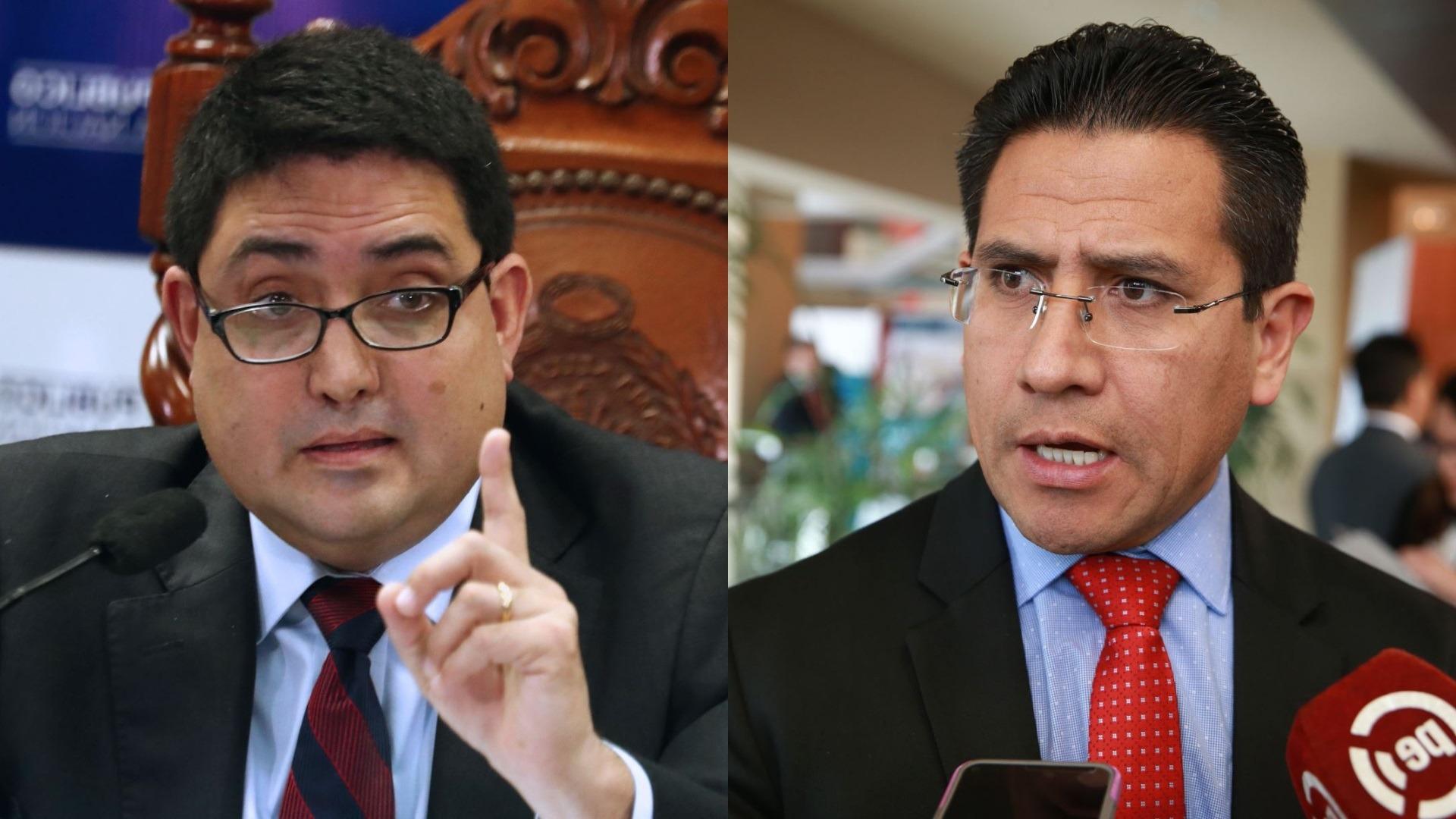 El procurador Jorge Ramírez afirma que la denuncia del procurador Amado Enco tiene