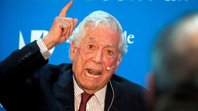 Mario Vargas Llosa también habló sobre la crisis en Chile y Bolivia.