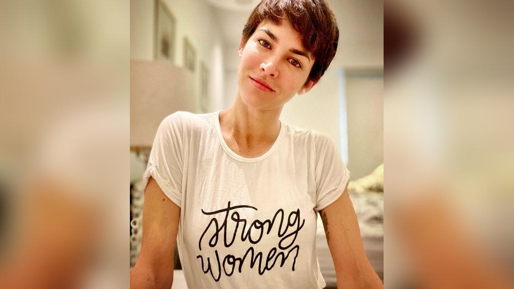 Anahí de Cárdenas se asustó cuando le dijeron que se someterá a quimioterapia, pero aprendió a aceptar el miedo.