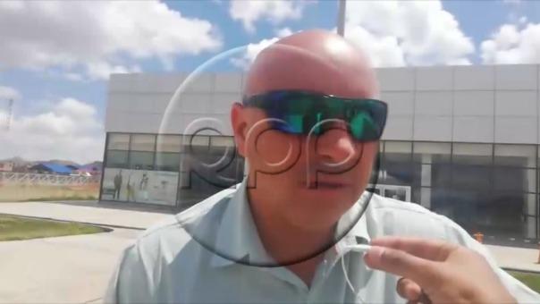 Así fue la entrevista a Francisco Mondria.
