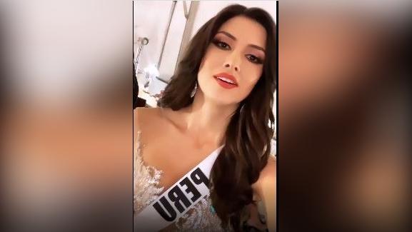 Kelin Rivera compartió un mensaje tras quedar en el Top 10 de Miss Universo 2019.