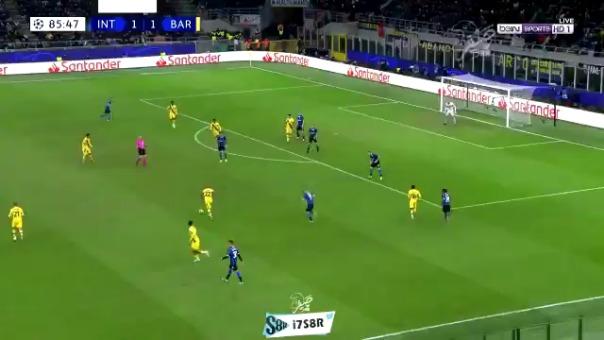 Así fue el gol de Ansu Fati.