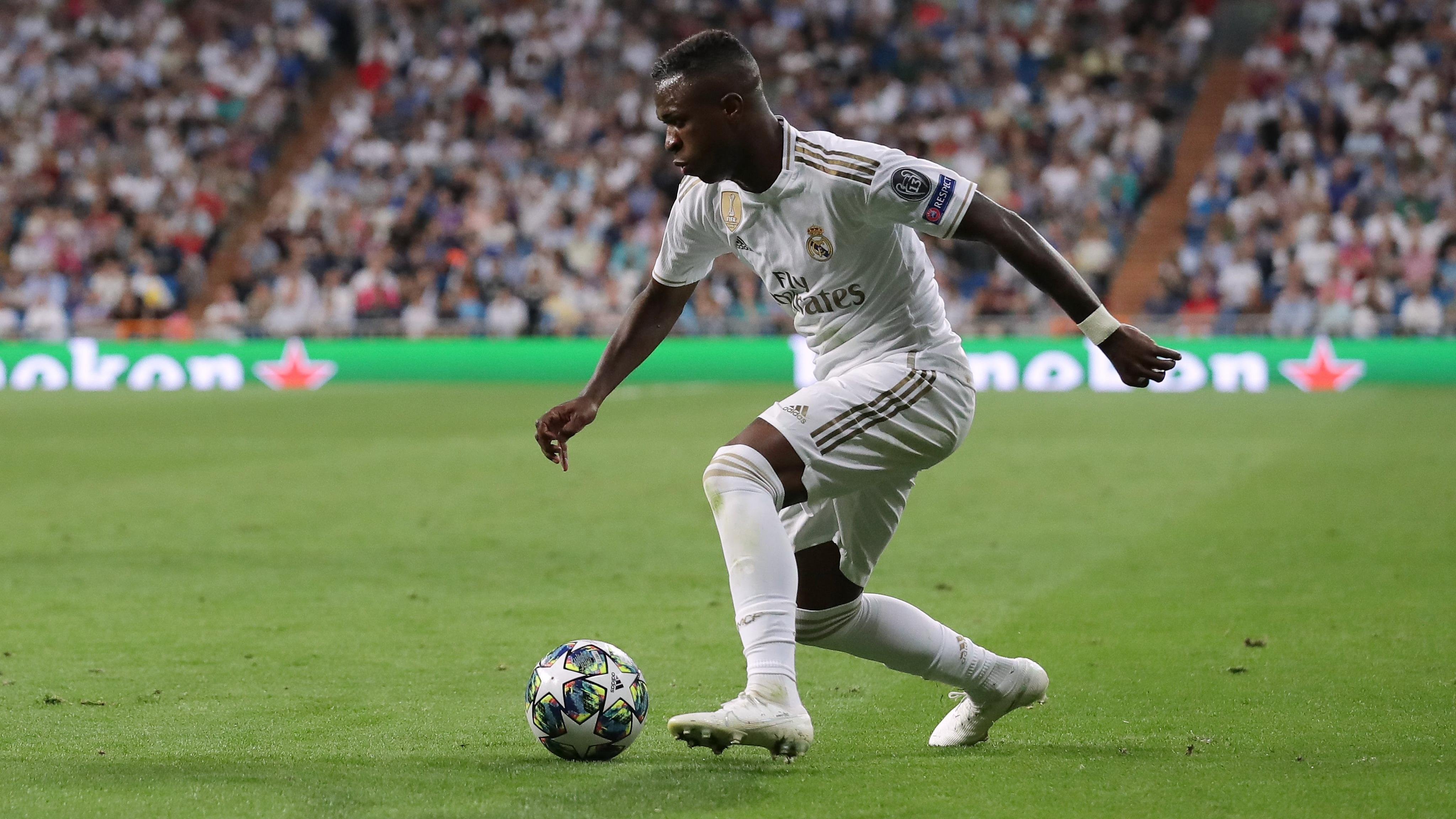 Revive el gol de Vinicius Junior con el Real Madrid.