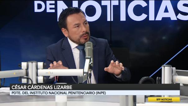 César Cárdenas Lizarbe en