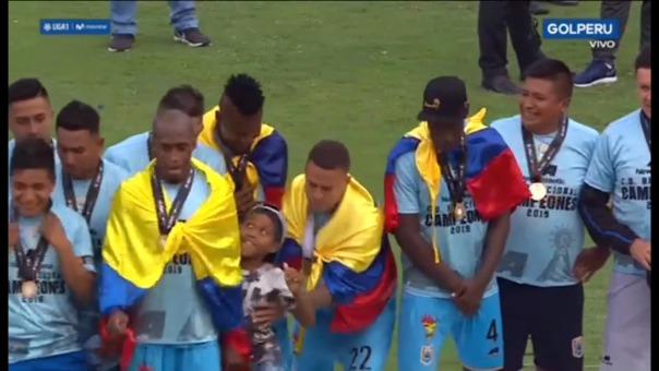 Los cuatro colombianos que le dieron el título nacional a Binacional