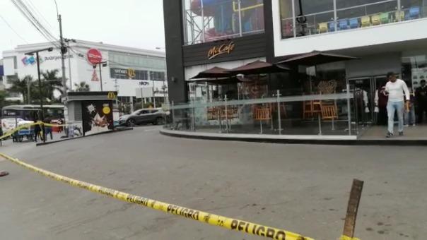 La Municipalidad de Pueblo Libre ha procedido a la clausura temporal del restaurante.