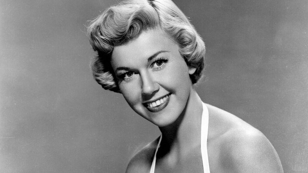 Doris Day (3/4/1922- 13/5/2019). La actriz y cantante conocida como una de las últimas estrellas del llamado