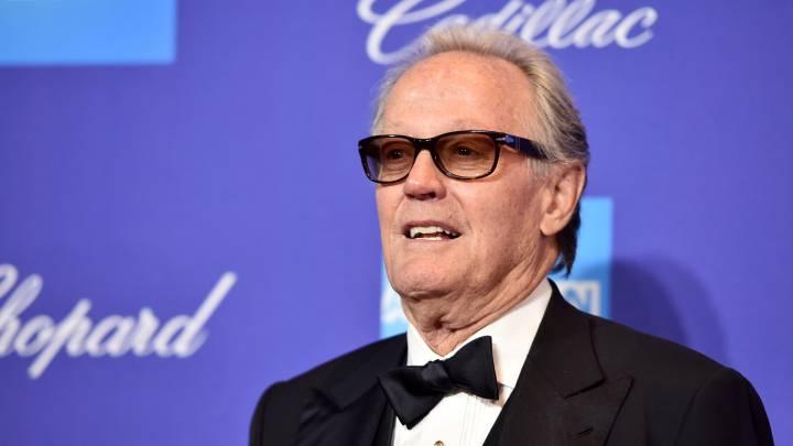Peter Fonda (23/2/1940- 16/8/2019). El actor estadounidense, hermano de Jane Fonda, participó en