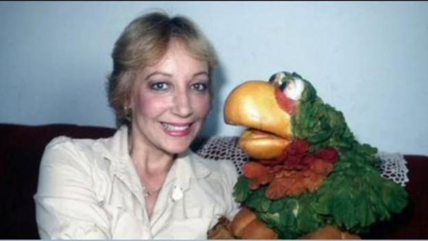 Mirtha Patiño (1/3/1951- 2/12/2019). Era una famosa presentadora de televisión peruana. Su programa infantil