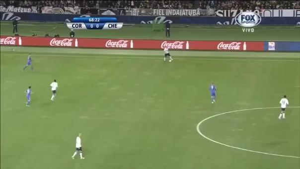 Así fue el gol de Paolo Guerrero ante Chelsea.