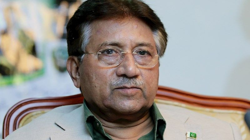 Pervez Musharraf fue condenado a muerte por