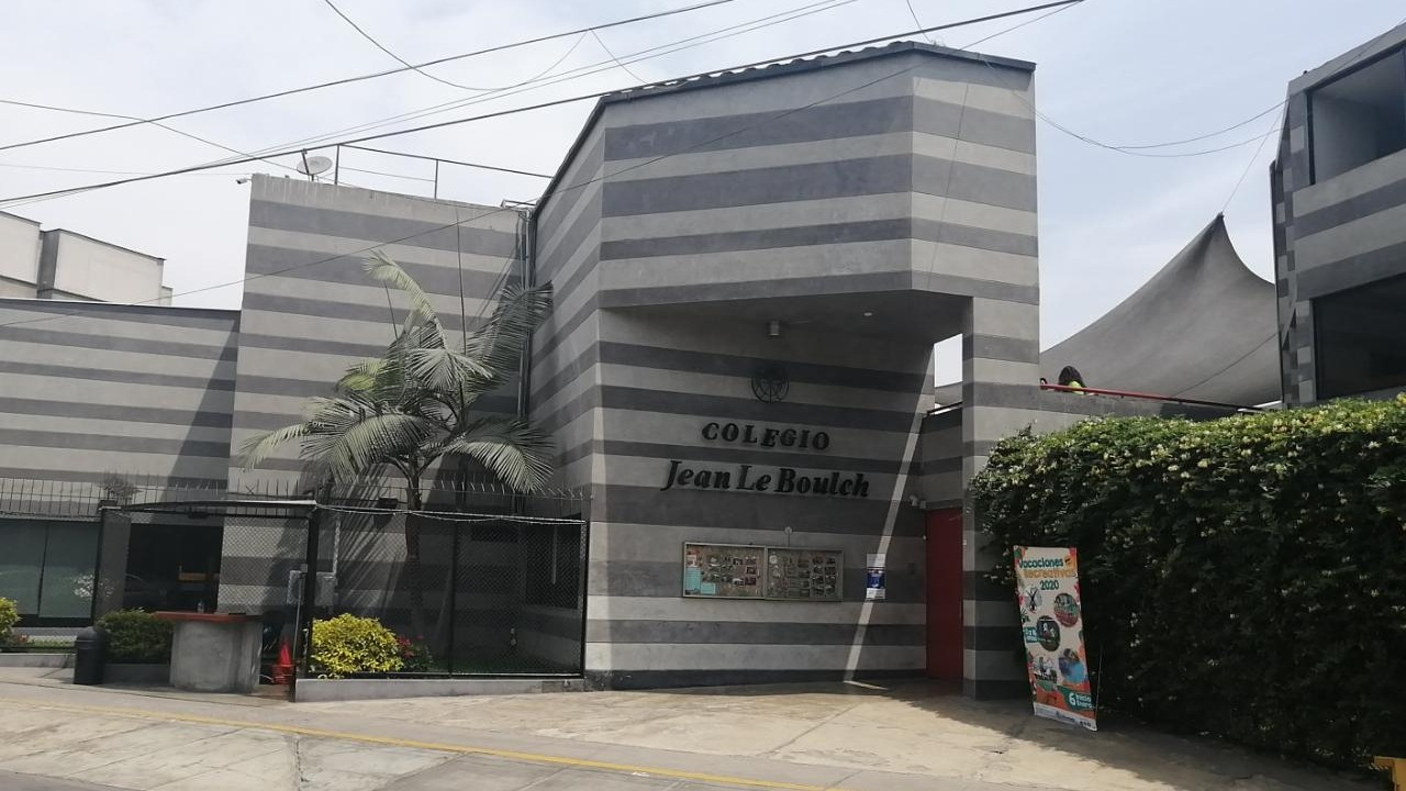 Presunto caso de violación dentro del Colegio Jean Le Boulch
