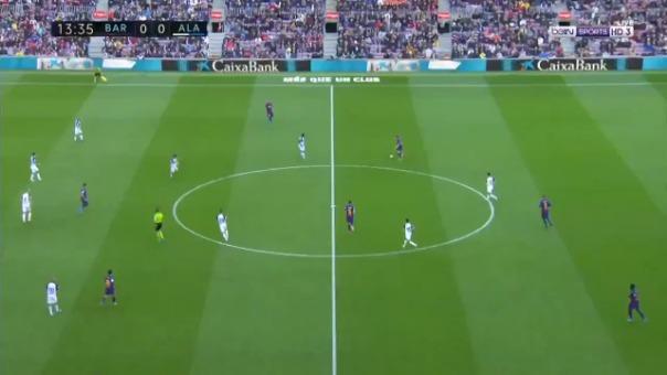 El gol de Griezmann.