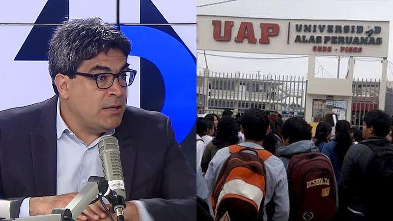 Martín Benavides estuvo esta mañana en Ampliación de Noticias.