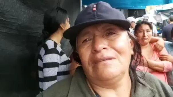 Madre de la víctima pide justicia por el asesinato de su hija