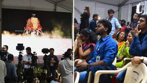 """La misión fallida del Chandrayaan-2: A mediados de año, la agencia espacial india ISRO lanzó el cohete GSLV-MkIII, conocido por ser el lanzador más potente de dicho país. El objetivo de esta misión es la de llevar el dispositivo Chandrayaan-2 a la superficie lunar para obtener más información sobre el polo sur del satélite. Sin embargo, tras el aterrizaje en septiembre, la estación perdió contacto con el """"carro lunar"""", deviniendo en una operación fallida."""