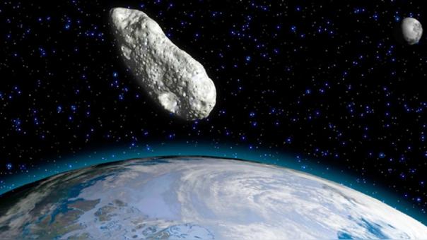 El asteroide que rozará la Tierra en 2029: La NASA anunció que el asteroide Apophis,