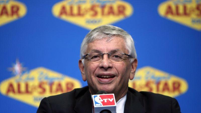 David Stern estuvo al frente de la NBA por 30 años.