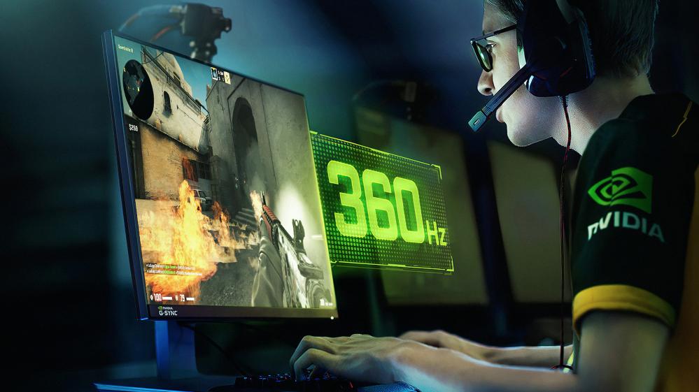 Ambas compañías establecen un nuevo límite para los monitores.