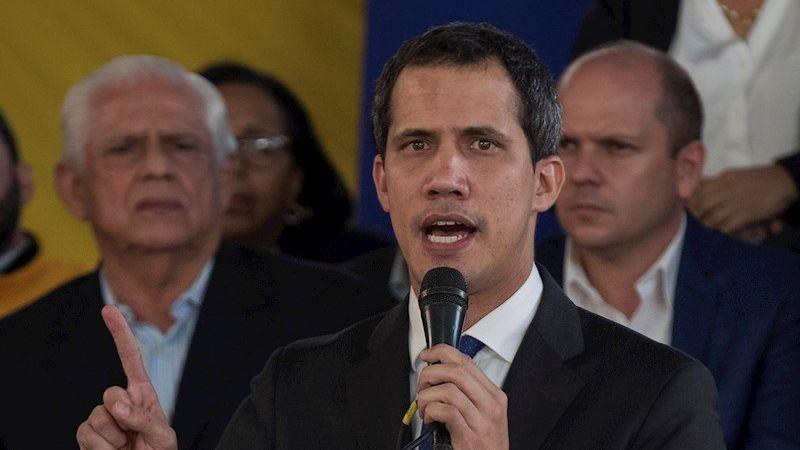 Juan Guaidó convocó a manifestaciones en los próximos días.
