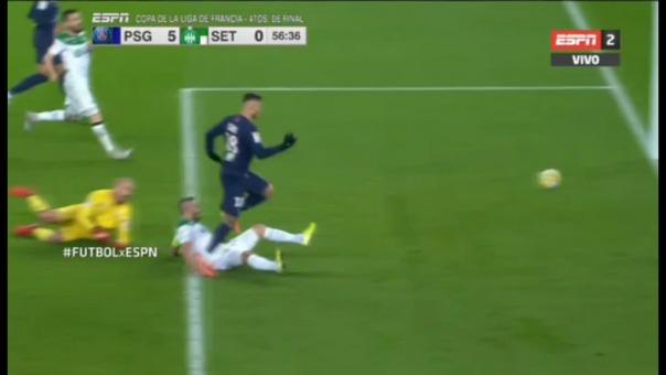 Así fueron los dos goles de Mauro Icardi.