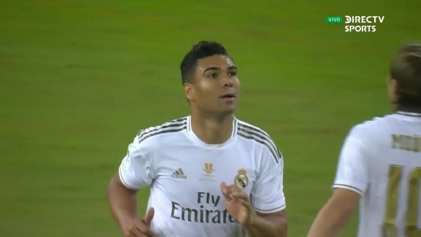 Real Madrid vs. Atlético de Madrid en Arabia Saudita.
