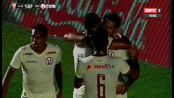 Así fue el gol de Jonathan Dos Santos.