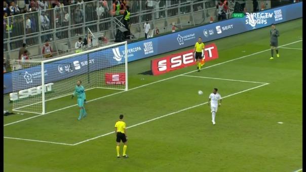 Real Madrid ganói 4-1 a Atlético de Madrid