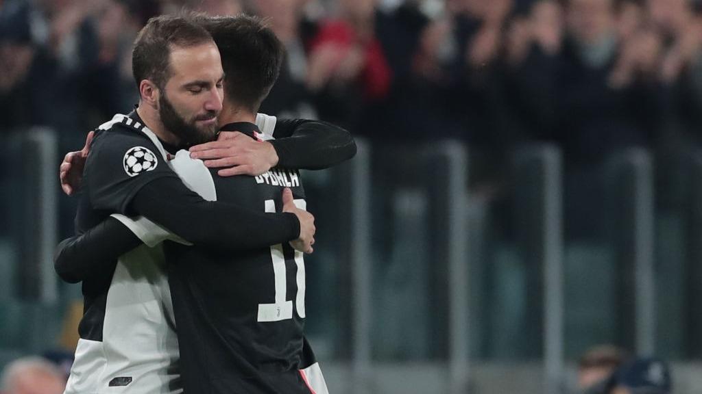 Así fue el golazo de Higuaín a Udinese.