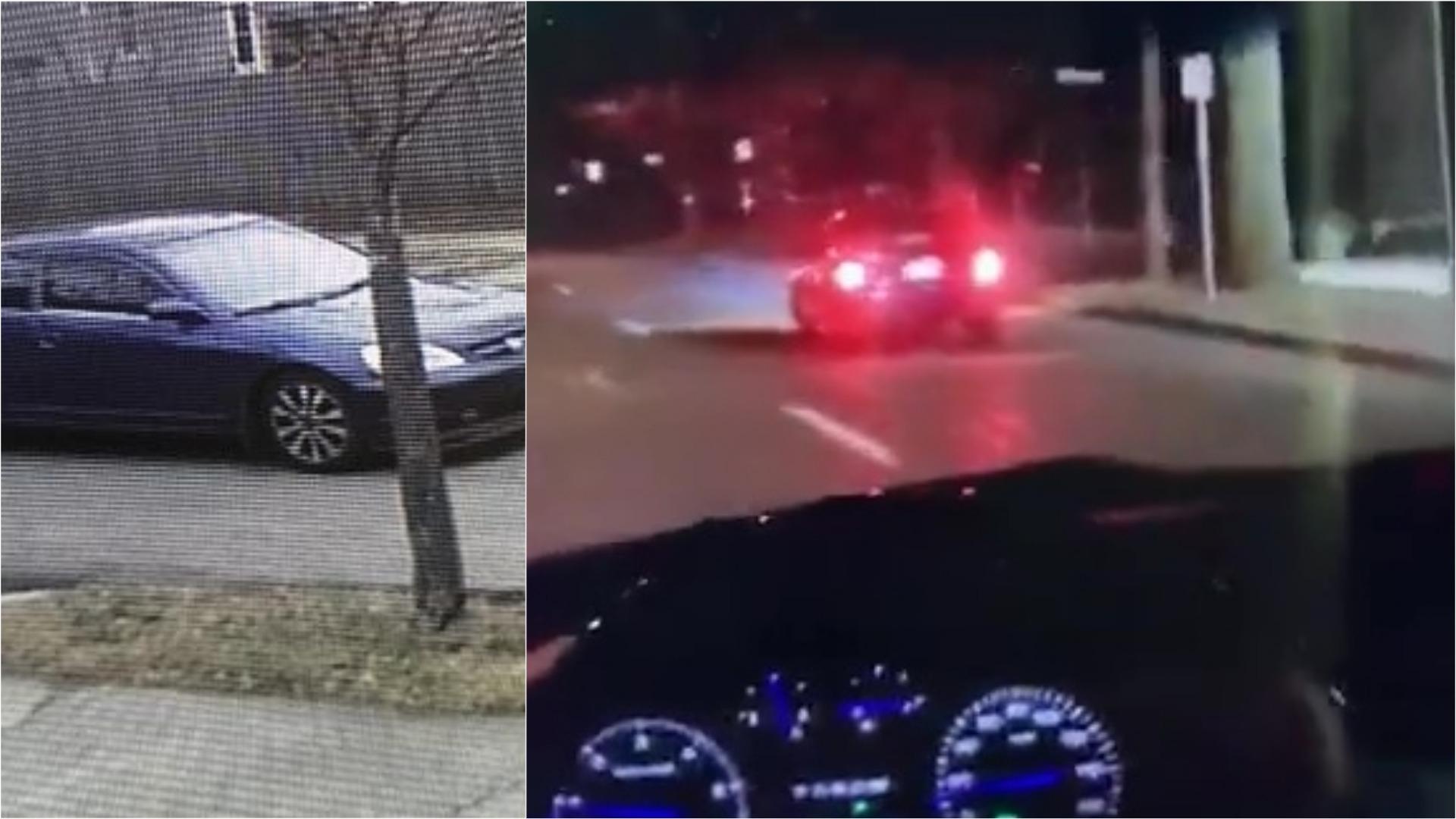 Reconocieron el auto y no lo pensaron dos veces.
