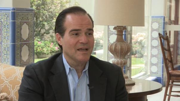 Mauricio Claver-Carone criticó la presencia de China en la región.