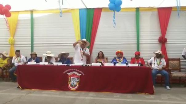 Los argumentos del alcalde de Catacaos para seguir adelante con el ´Manguerazo' pese a las cuestionamientos.