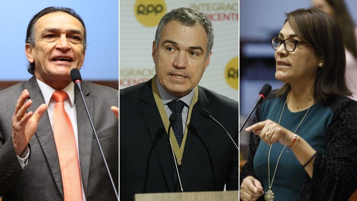 Salvador del Solar sube tres puntos en intención de voto a la presidencia.