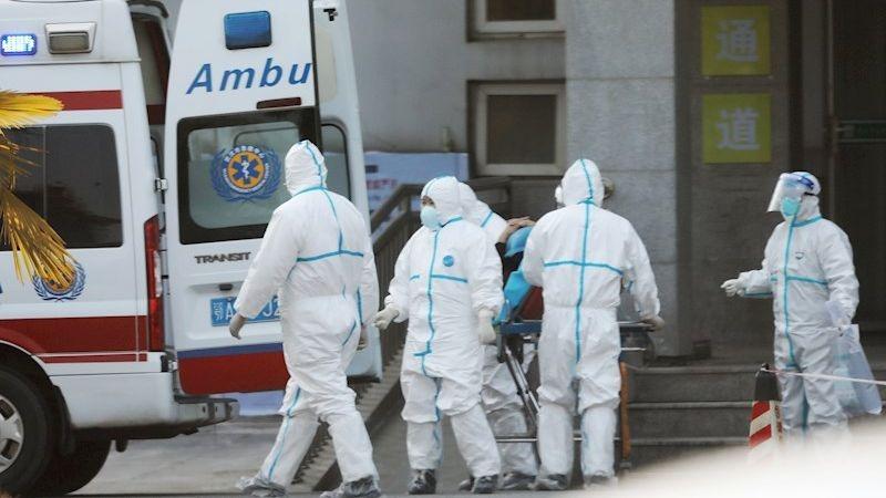 China confirmó que la nueva neumonía vírica se contagia entre humanos.