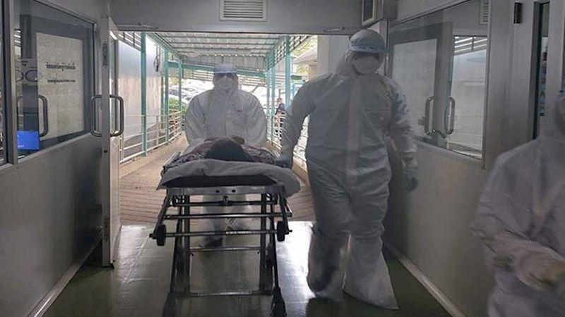 Nueve personas han muerto por la llamada neumonía de Wuhan.