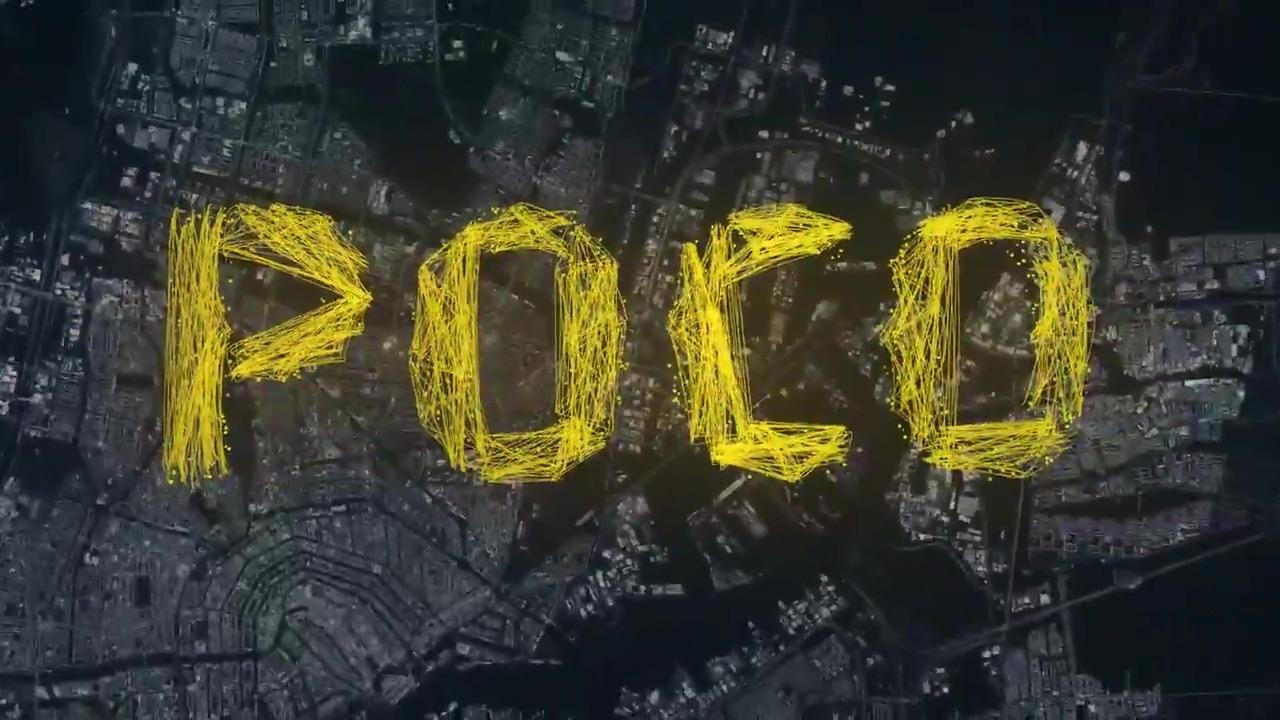 Video publicado por POCO India.