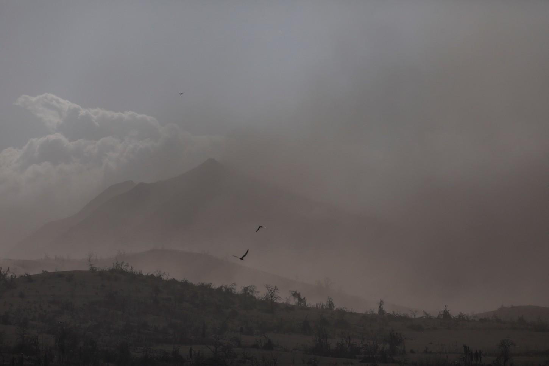 Las autoridades de Filipinas explicaron en los últimos días que el riesgo de erupción inminente del volcán Taal era pequeño.Sin embargo, los científicos advirtieron de una amenaza seria de erupción.
