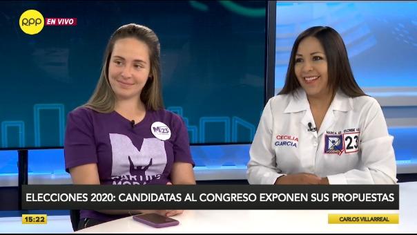 Úrsula Moscoso y Cecilia García opinan sobre el reciente escándalo que involucró al líder del Partido Morado, Julio Guzmán.